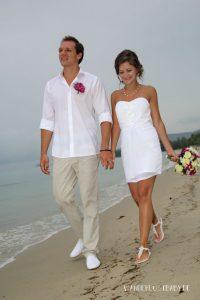 Heiraten in Thailand am Strand