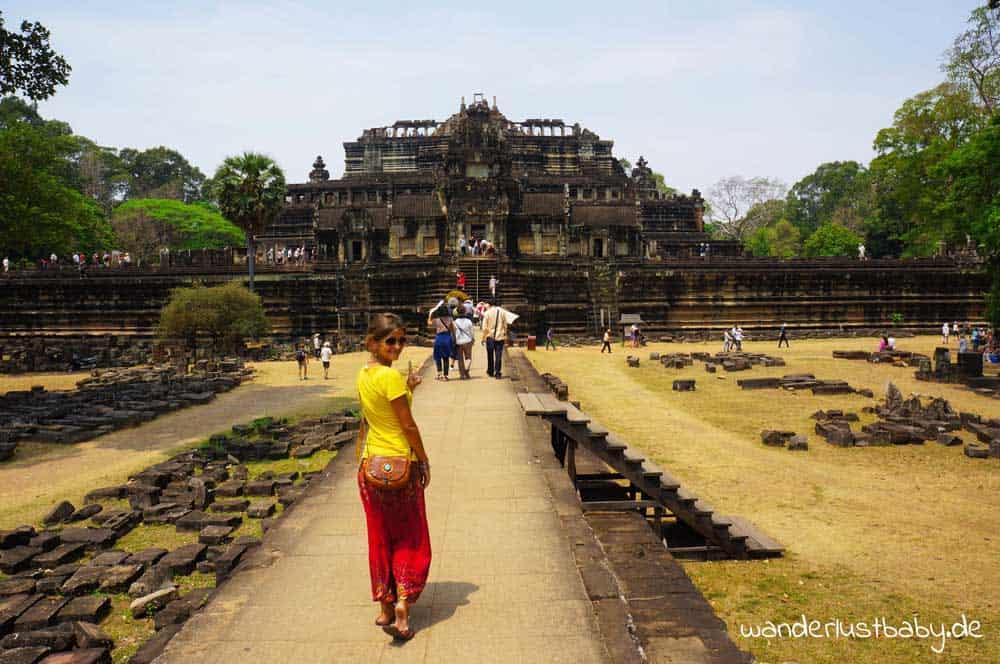 Tempel von Angkor Wat