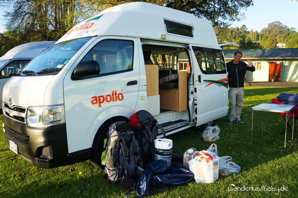 Wohnmobil reisen in Australien