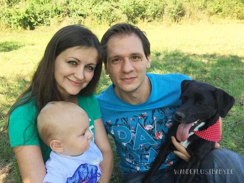 Weltreise mit Hund und Familie