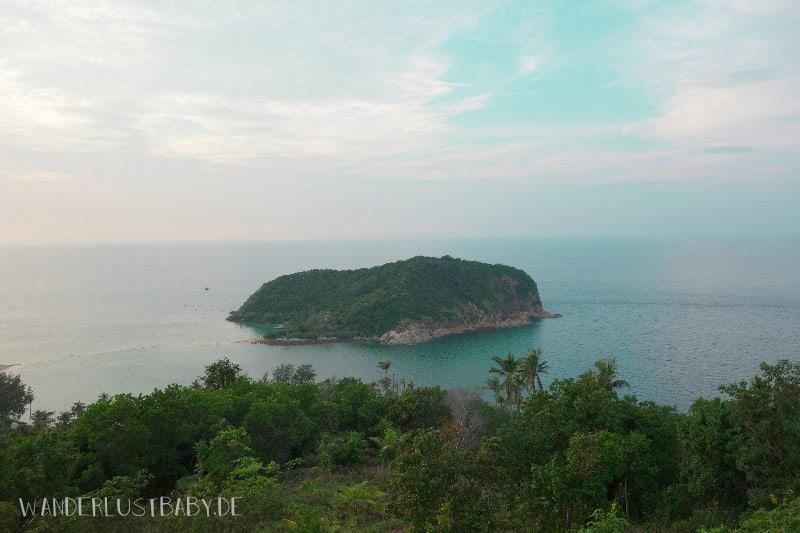 Kleine Insel bei Koh Phangan