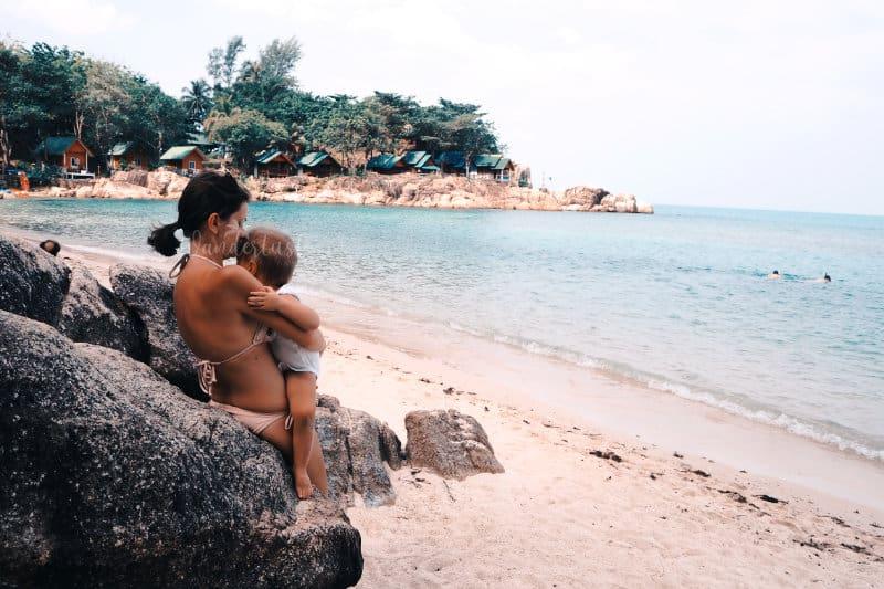 Koh Phangan Coral Beach