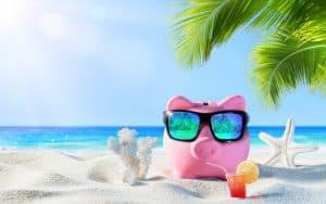 Geld sparen Tipps Weltreise finanzieren Titelbild