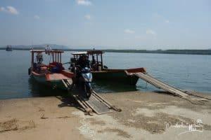 überfahrt Khao Lak Thailand