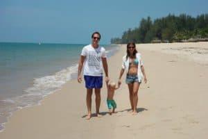 Khao Lak Thailand Strände