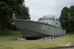 Schiff Tsunami
