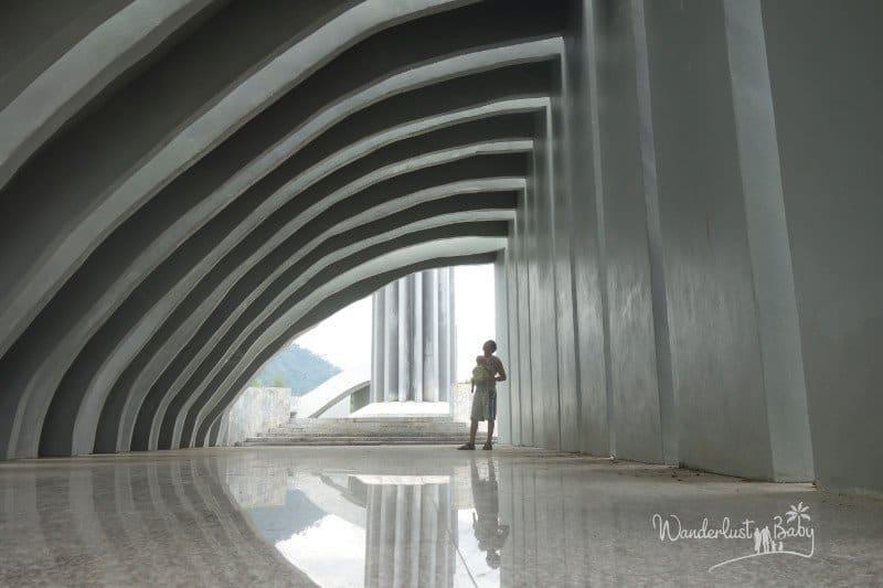 Tsunami Memorial in Khao Lak