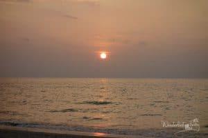 Khao Lak Sonnenuntergang