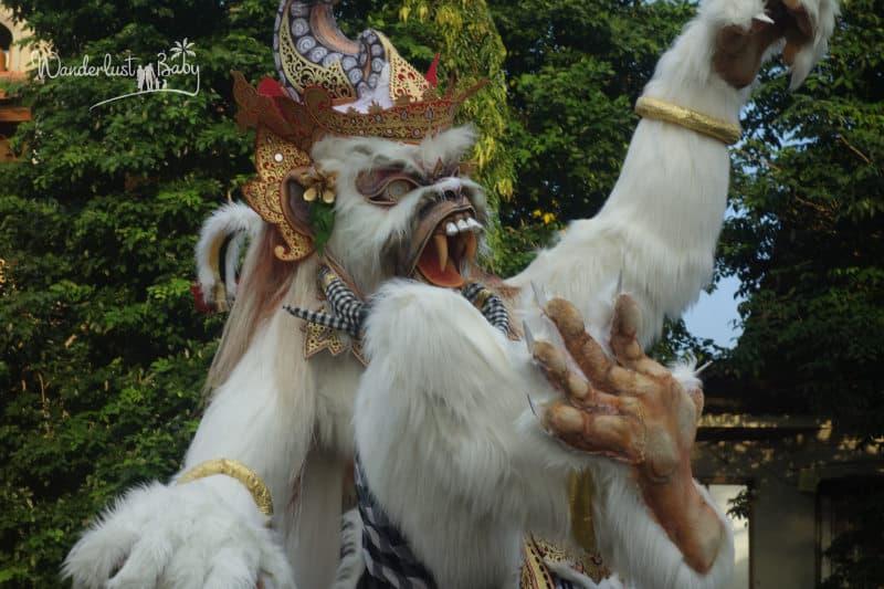 Rückblick 27. März – 02. April 2017 – Sanur / Bali