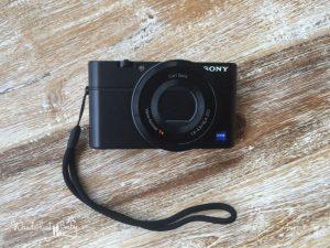Reise-Gadgets Digitalcamera