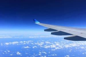 Langstreckenflug mit Kleinkind / Baby titelbild