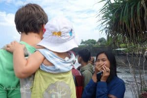 Bali mit Kindern Tempel 2