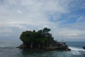 Bali mit Kindern Tempel