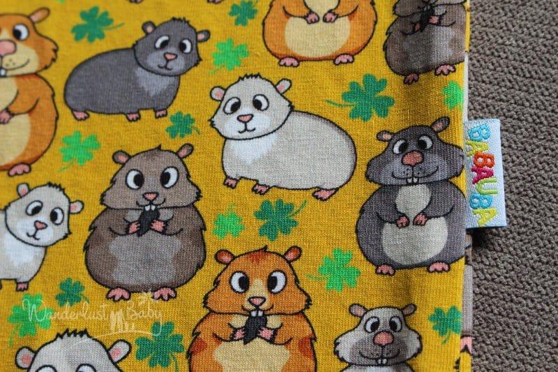 Hamster Stoff
