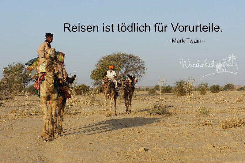 Männer auf Kamelen