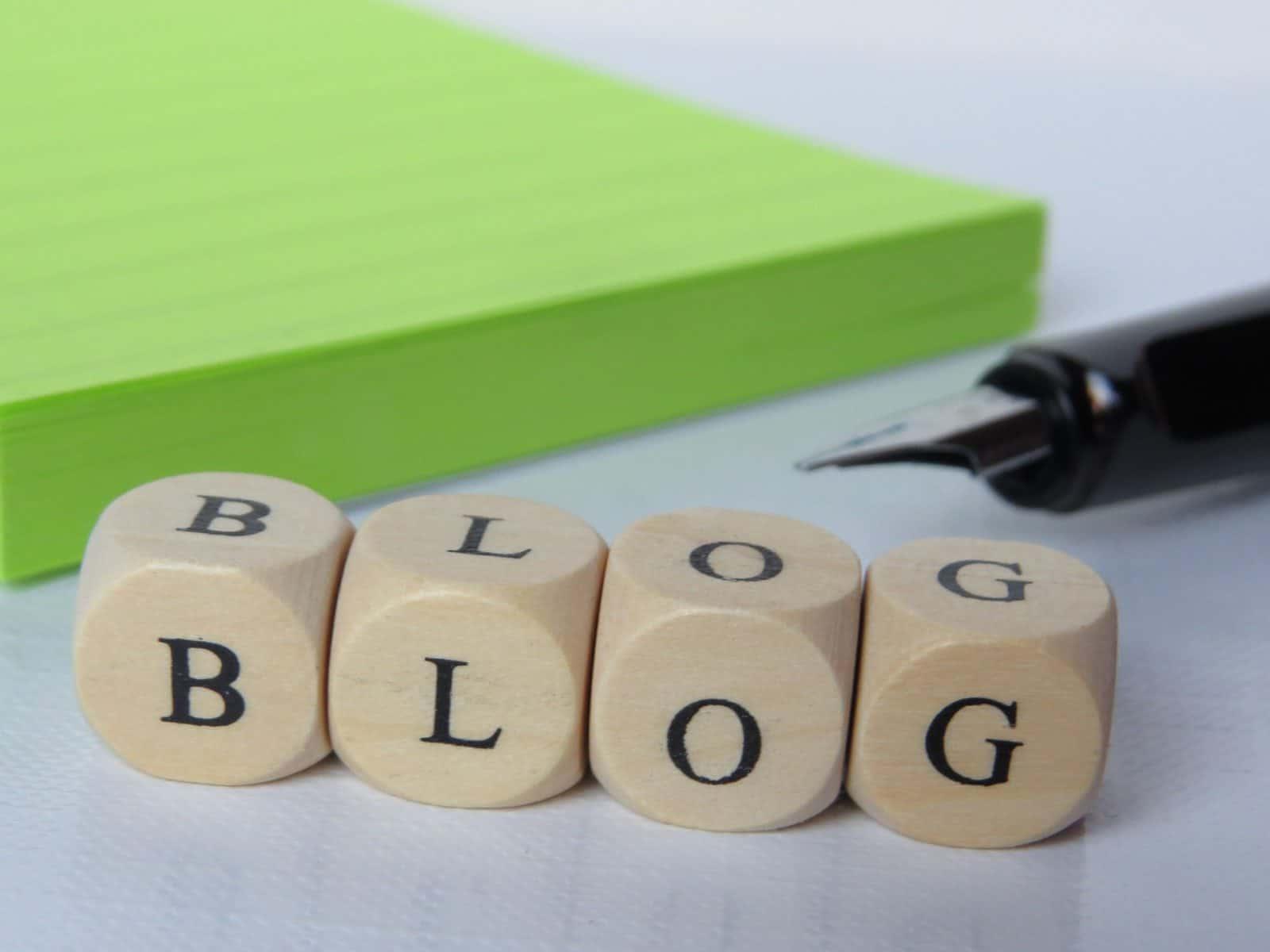 Blog Würfel