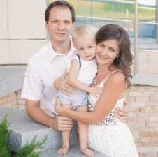 Wanderlust Baby Familie