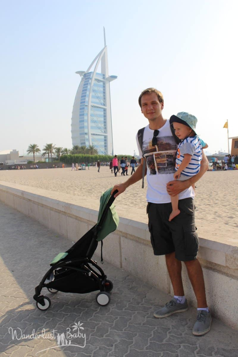 Reisebuggy in Dubai