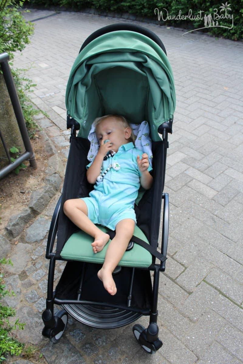 Babyzen Yoyo Liegeposition