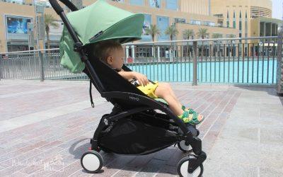 Leichter Reisebuggy mit Liegefunktion? Wir testen den Babyzen Yoyo!