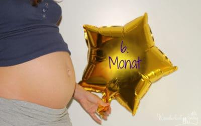 Schwangerschafts-Update: Mitten im 6. Monat!