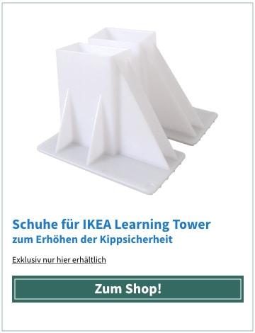 Ikea Lernturm Kippschutz