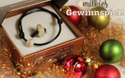 Muttermilchschmuck – eine besondere Erinnerung! + Milkies Gewinnspiel!