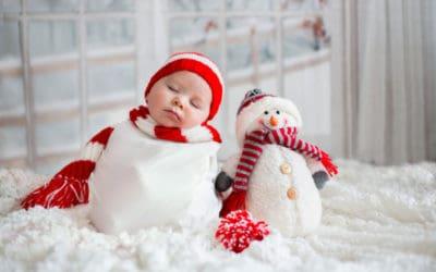 Erstausstattung Winterbaby – Unsere Tipps für den Kleiderschrank !