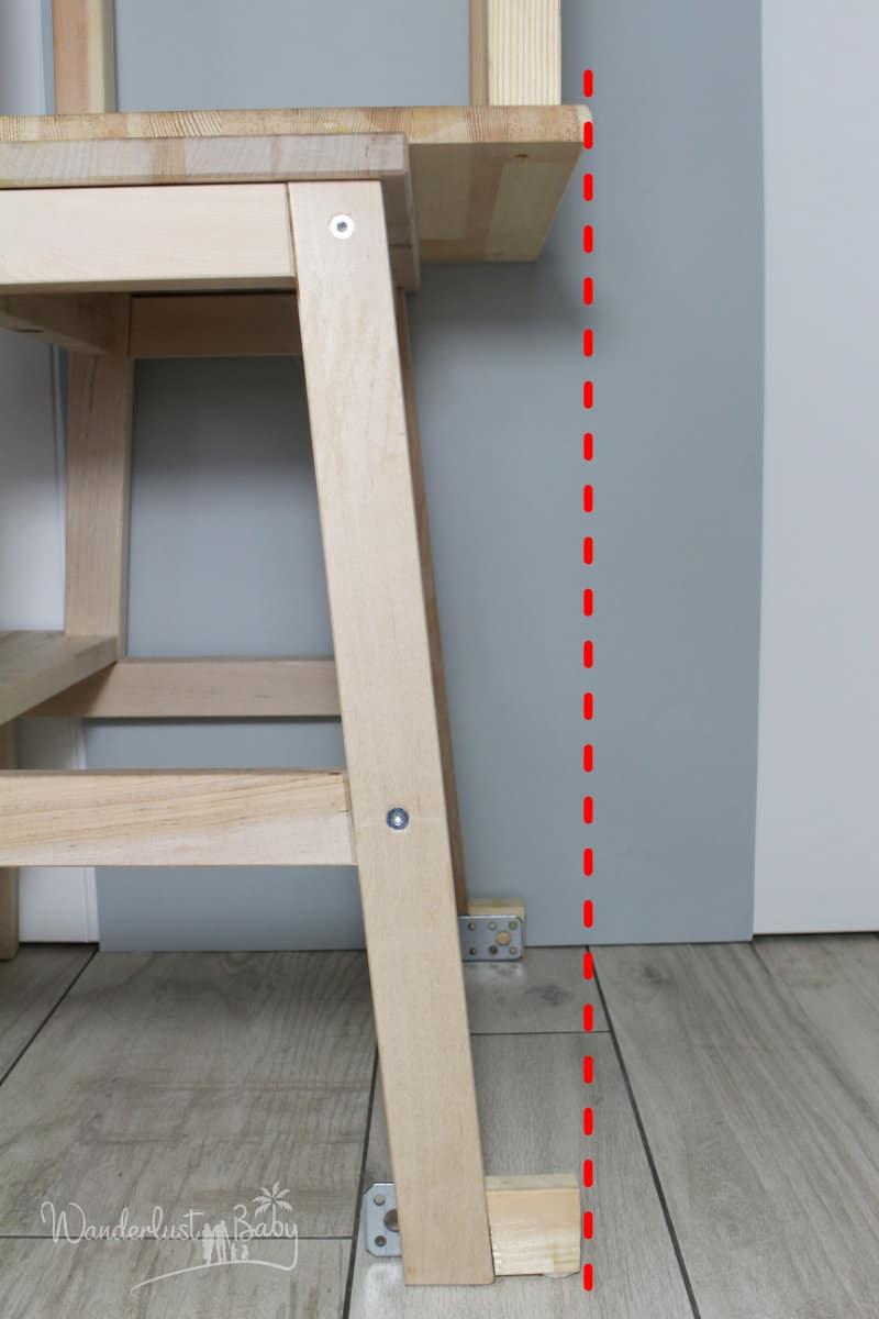 IKEA Learning Tower – günstig & schnell gemacht! | Blog