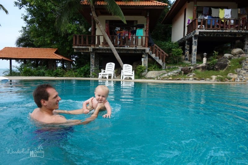 Unterkunft in Thailand