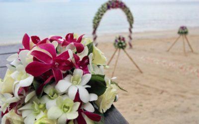 """Heiraten in Thailand – """"Ja, ich will"""" am Strand von Koh Samui"""