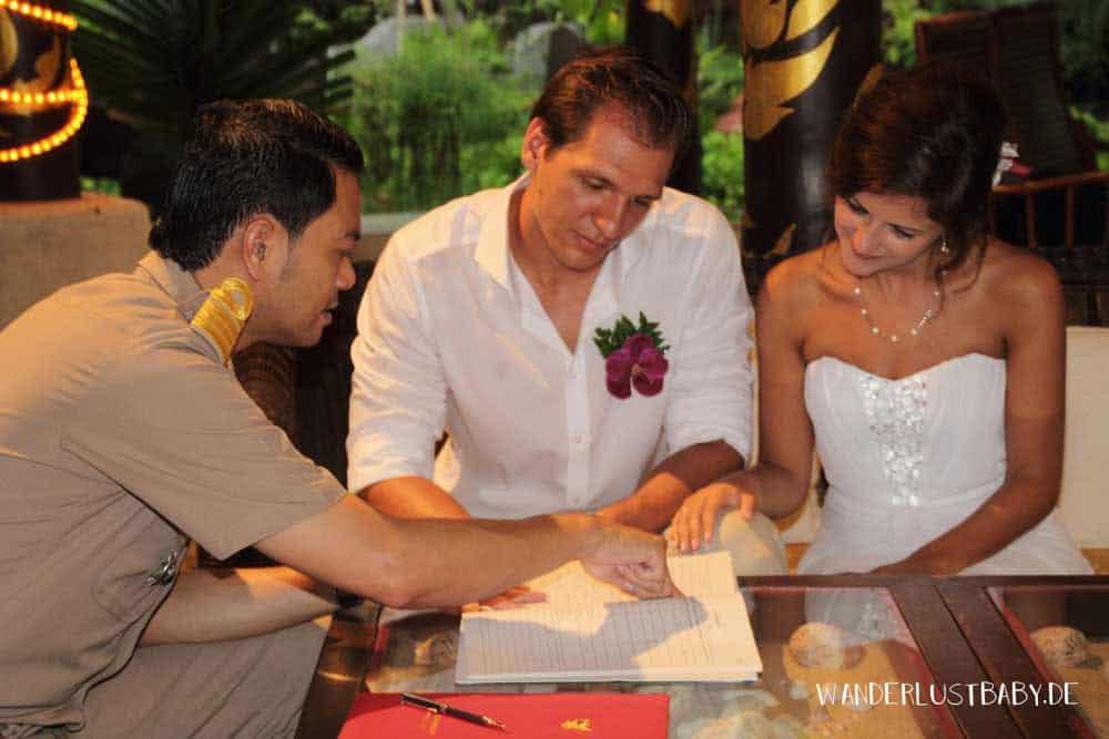 heiraten in thailand koh samui