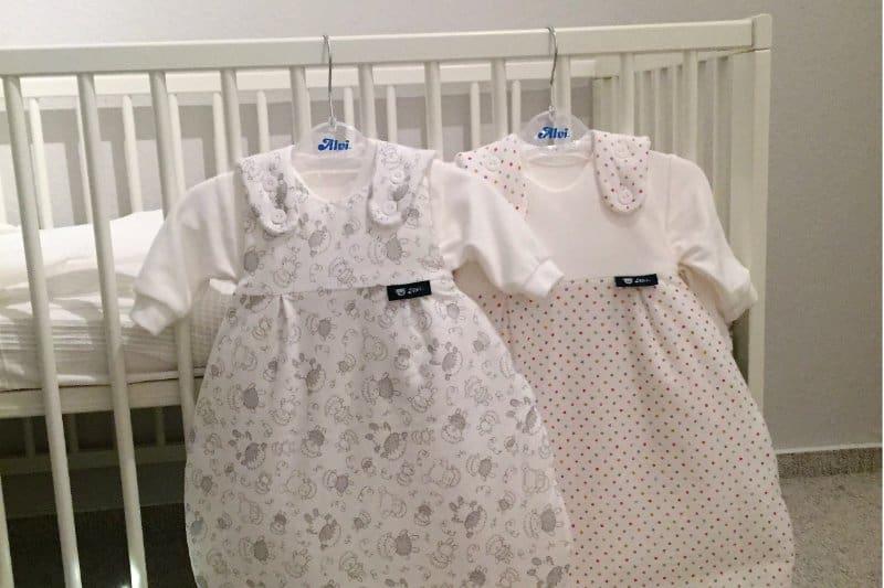 attraktiv und langlebig moderne Techniken hochwertiges Design Idealer Schlafsack für Neugeborene & Tipps zum gesunden ...