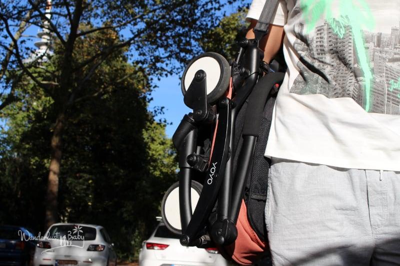 Reisekinderwagen Handgepäck