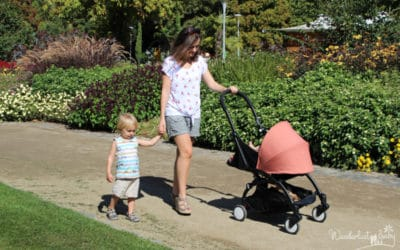 Urlaub mit den Kleinsten – Der Reisekinderwagen Babyzen YOYO+ ab Geburt!