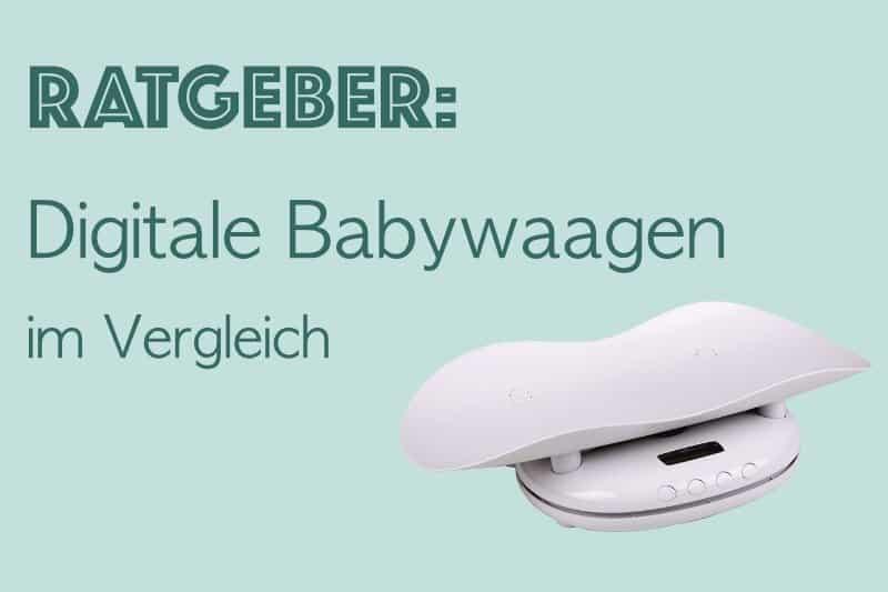 Digitale Babywaage Test Vergleich