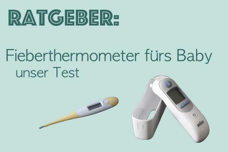 Fieberthermometer Baby Vergleich