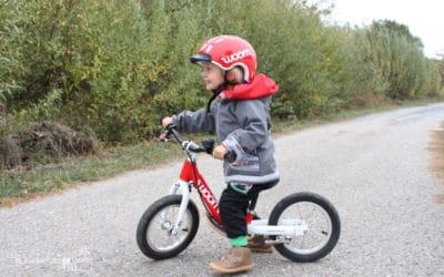 Auf die Plätze, fertig, woom! Ein Laufrad der Extraklasse.