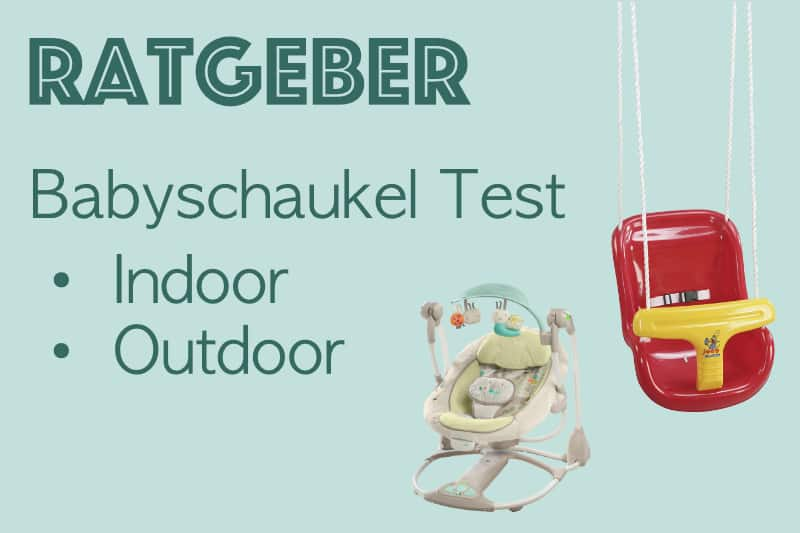 Babyschaukel Test