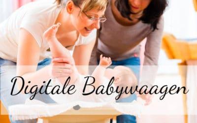 Unser Top 6 digitale Babywaagen Vergleich 2018