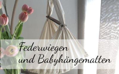 Unser Top 6 Federwiegen und Babyhängematten Vergleich