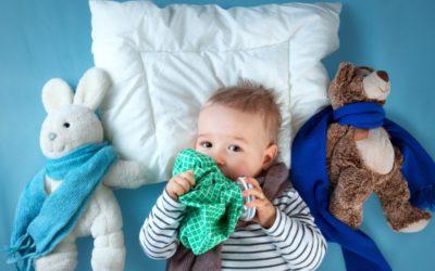 Schnupfen bei Baby & Kleinkind –  natürlich und chemiefrei helfen!