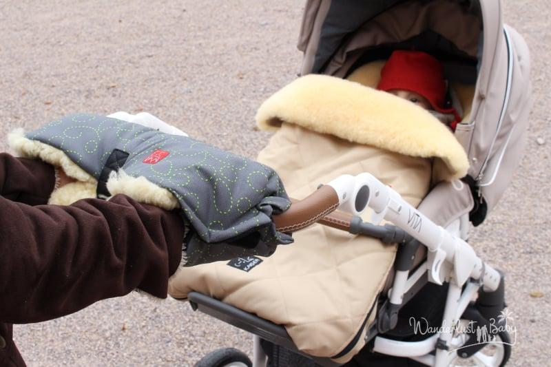 Kinderwagen Lammfell