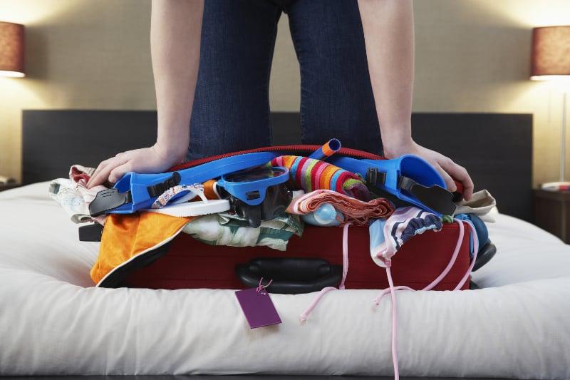 Reisepackliste 2.0 – mit Baby & Kind nach Asien!
