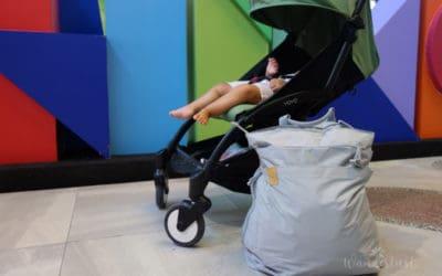 13 Stunden Flug mit Baby & Kind – unser Handgepäck & Erfahrungen!
