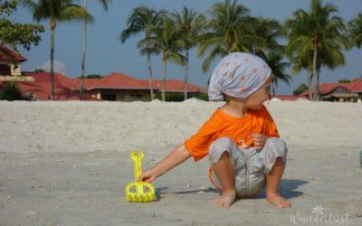 Lässig am Strand & Pool: Mit UV-Schutz-Kleidung, ohne Sonnenbrand!