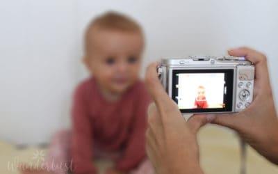 Biometrisches Passbild vom Baby selbst machen – so klappt's auch ohne Fotostudio!