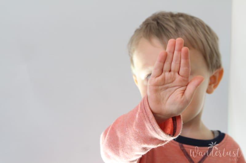 biometrisches Passbild Baby selbst machen