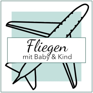 Fliegen mit Baby Sidebar