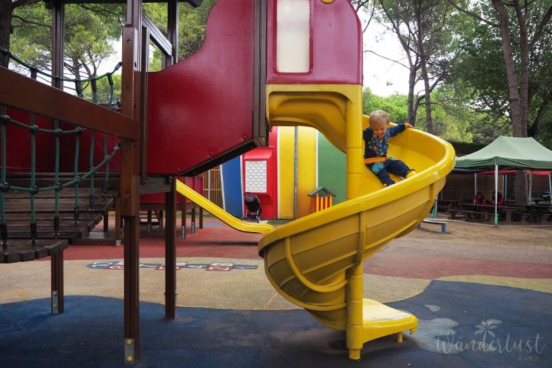 Marina di Venezia Spielplatz
